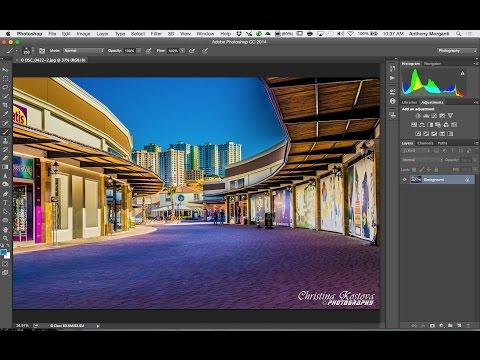 Photoshop For Photographers – Episode 17: Repair That Smudgy Sky