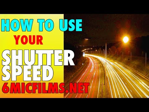 How to use Shutter Speed to Control Motion Blur and Exposure