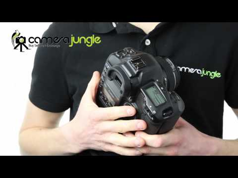 Camera Jungle Presents Canon EOS 1Ds Mk II DSLR