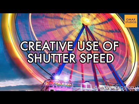 Photography | How does shutter speed affect photographs | Episode 6