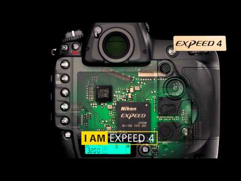 I AM FULL THROTTLE – Introducing the Nikon D4S