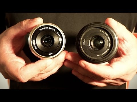 All-purpose wide-angle lens, Olympus 17mm f1.8 Review  – DigiDIRECT TV Ep 018