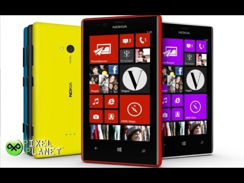 Nokia Lumia 720 – Chic and Social Trailer HD