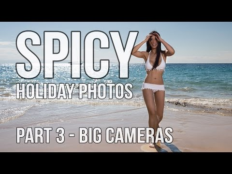 Spicy Holiday Photo Tips Part III – Using your DSLR for flash photography pictures of your partner