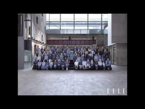 ELLE UK Shoots Central Saint Martins BA Graphic Design Students