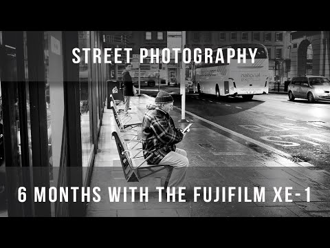 Street Photography: 6 months with the Fuji XE1