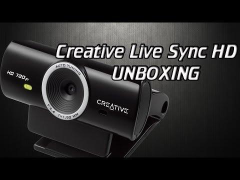 DredLog #13 – Creative Live Sync HD UNBOXING