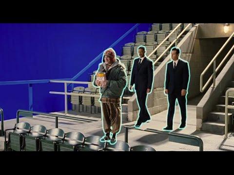 Men In Black 3 – Compositing Shea Stadium