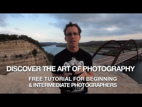 Discover the Art of Photography: Episode 1, Getting Started