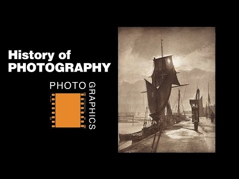History of Photography.