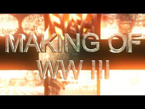 MAKING OF : WORLD WAR III ( 3D VFX, COMPOSITING … )