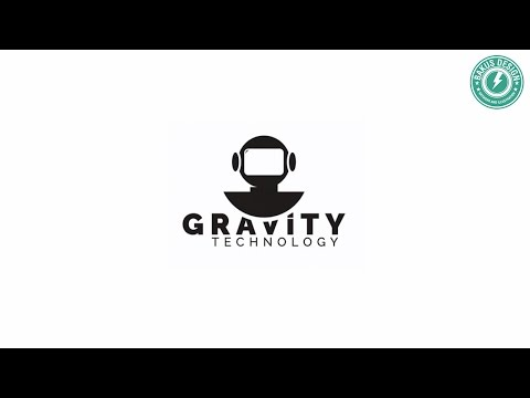 Illustrator LOGO Tutorial – Gravity