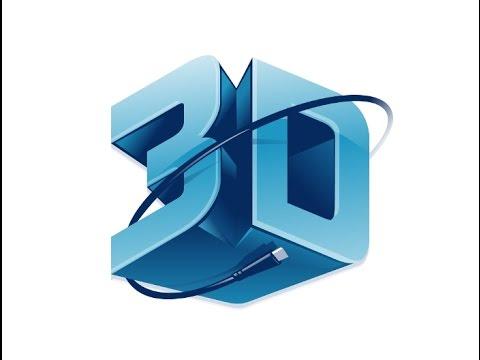 latest adobe 3d logo tutorial 2015