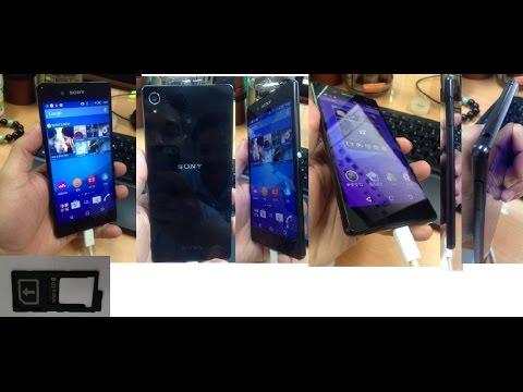 Sony Xperia Z4 Leaks,Wireless Charging,SD Card Support,Waterproof USB HD
