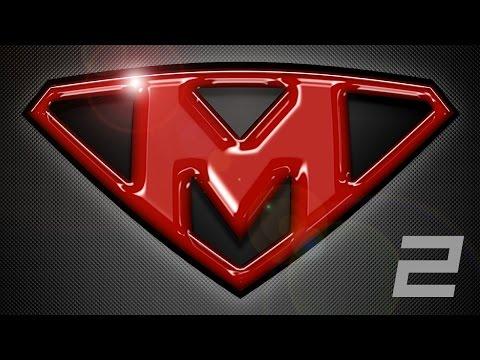Photoshop: Part 2 – Create a Powerful, Custom, SuperHero Emblem Logo