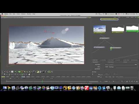 Shake 4.1 Tutorial: Advanced Compositing