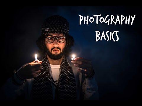 Photography Basics (ISO, F-Stop, Shutter Speed, & White Balance)