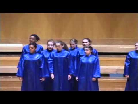 "Young People's Chorus of New York City – ""Every Stop on the F Train"" by Michael Gordon"