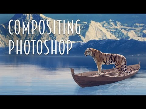 Compositing Using Photoshop