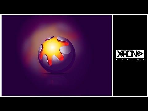 LOGO DESIGN – SPHERE 3D Logo in Adobe Illustrator