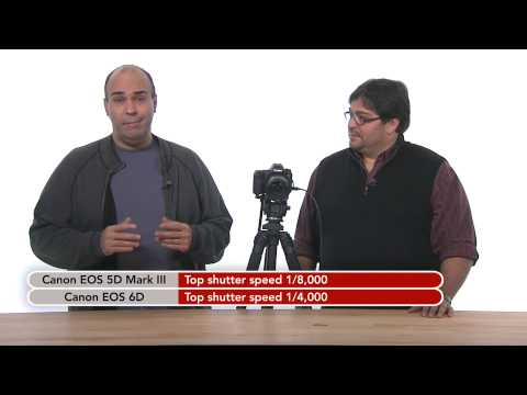 DSLR tutorial: Beneficial features of the Canon 6D | lynda.com