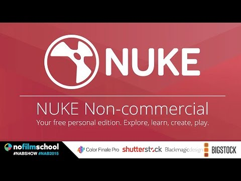 Nuke, the Powerful Node-Based Compositing Software, Is Now Available to Everyone