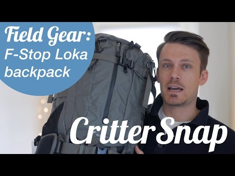 Field Gear: F-Stop Loka camera backpack review (One year in)