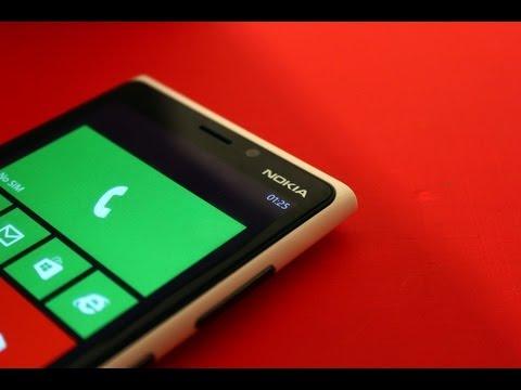 Nokia Lumia 920 Quick Review @ India Launch