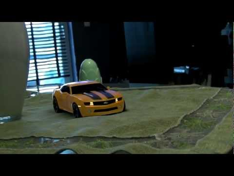 3D tracking / matchmoving car and compositing