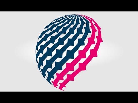 3D Logo Design – Adobe Illustrator