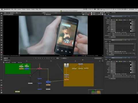 Nuke Screen Replacement Tutorial Part 2: Compositing and Integrating the Screen Content