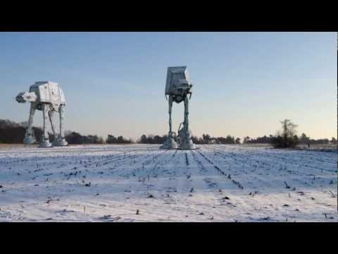 AT-AT Walker Compositing