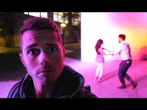 NIGHT DANCING AND PHOTOGRAPHY