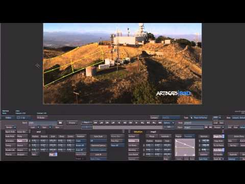 Autodesk Flame Premium 2014 – 3D Compositing Tools
