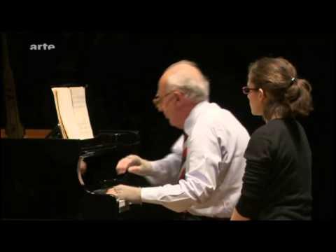 Maurizio pollini récital à la salle pleyel