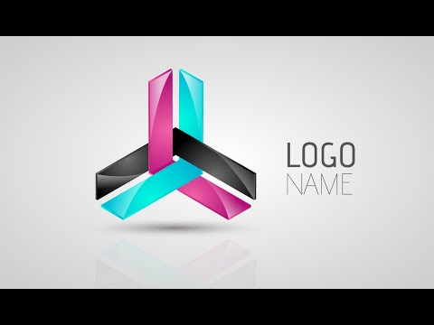 Adobe Illustrator Tutorials | How To Create 3D Logo Design 02
