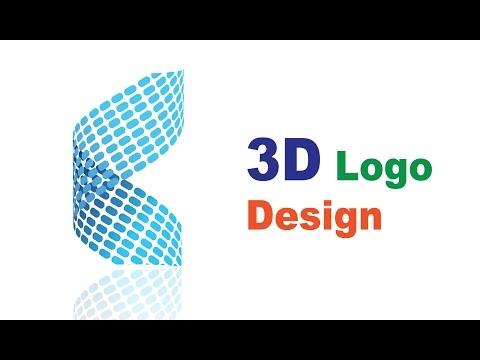 3D Logo Design in Adobe Illustrator CS3 Lesson 8