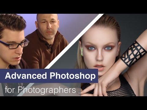Advanced Photoshop For Photographers (Course Trailer)