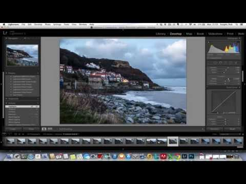 Image Blending In Photoshop – Long Exposure Image Simulation