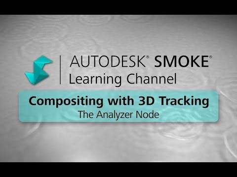 Compositing with 3D Tracking – The Analyzer