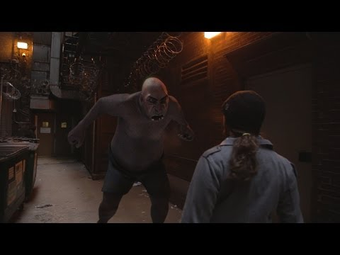 NUKE and Houdini Tutorial Now Available: Compositing a 3D Ogre into a Live Action Scene