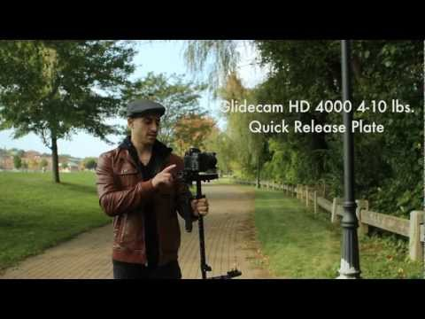 How to film BMX with a Glidecam