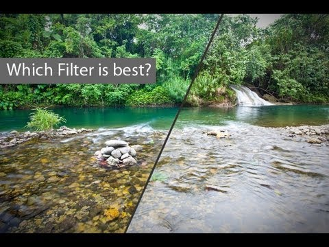 Photography Filters – Which one is best?