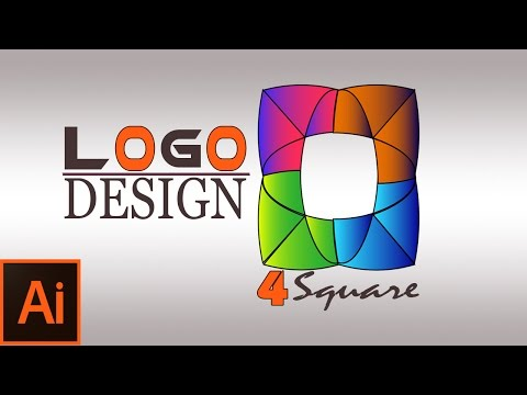 Advanced Gradient Logo – Illustrator Cs6 – Bangla Tutorial