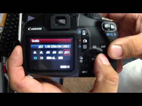 Tutorial How to Set up DSLR camera to work with Social Photo Booth program