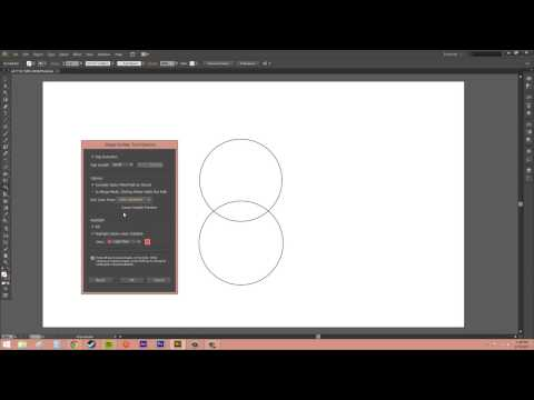 Adobe Illustrator Cs6 For Beginners – Tutorial 26 – Using The Shape Builder Tool