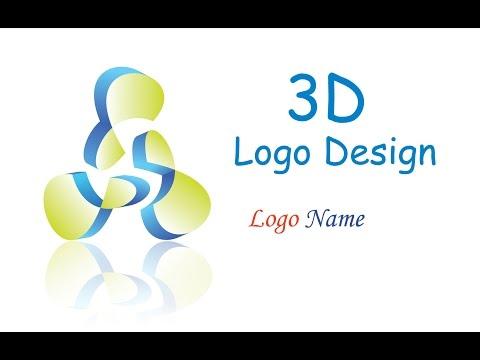 3D Logo Design Adobe Illustrator CS3 Lesson 7
