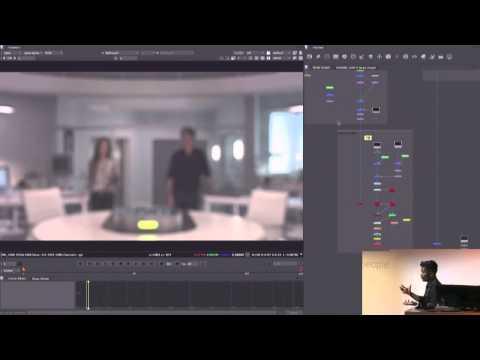 NAB 2015: Compositing for Episodic TV using NUKE