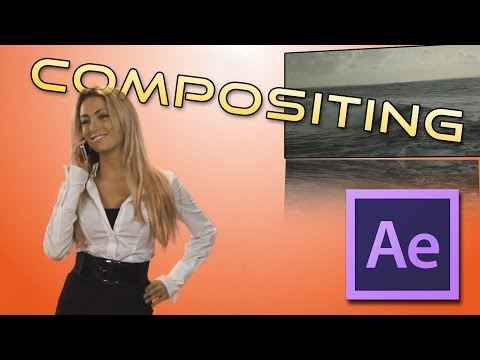 ADOBE VIDEOBLOG 41 – Tutorial After Effects: Compositing – [TUTORIAL ITA]