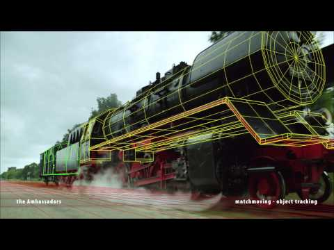 Giso Spijkerman – Matchmoving, Cleanup and Compositing Showreel 2014